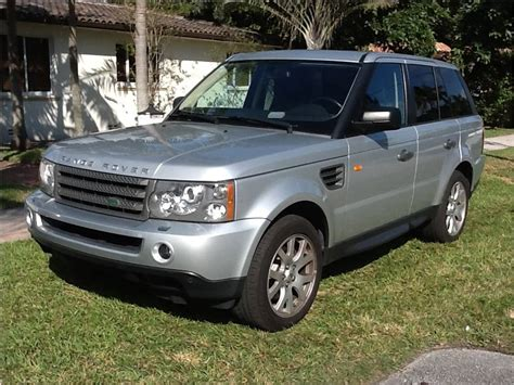 2008 range rover hse 2008 land rover range rover sport pictures cargurus