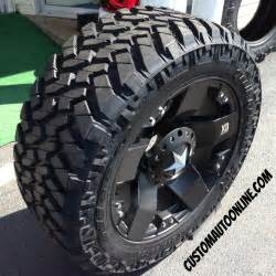 Trail Tires Nitto Trail Grappler Kmc Xd Series Rockstar 775