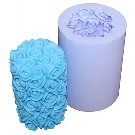 Candle Molds Silicone Candle Molds Ebay