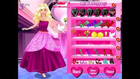 dress design games of barbie barbie games weneedfun
