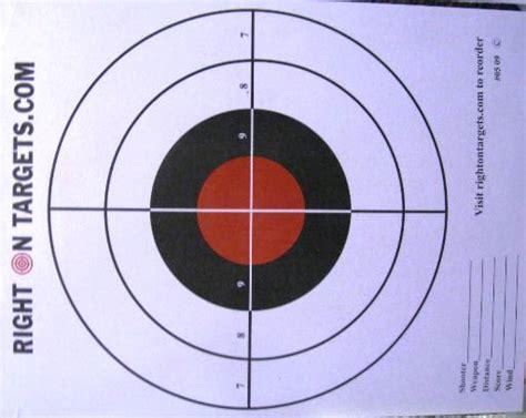 printable rifle targets 8 5x 11 printable targets 8 5 x 11 images