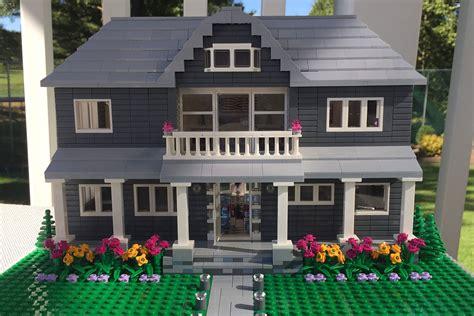 casa lego voc 234 pode ter uma vers 227 o miniatura de casa em lego casa
