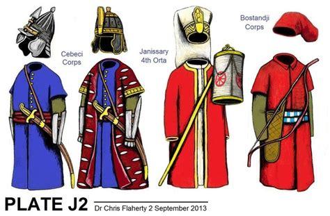 Ottoman Army Uniforms Plate J2 Otto Janissary Uniforms Flaherty 2 Sept 13 Jpg 1600 215 1053 220 Niformalar Osmanlı