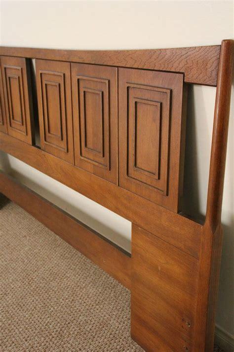 sold broyhill sculptra headboard vintage headboard