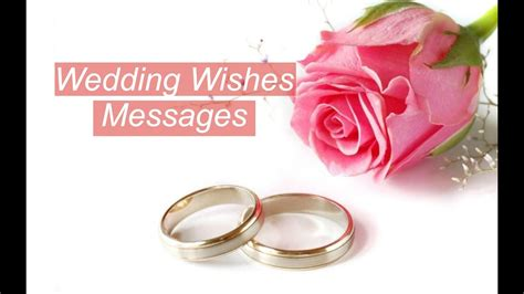Wedding Wishes For Best Friend by Wedding Wishes Messages Marriage Wishes Best Marriage