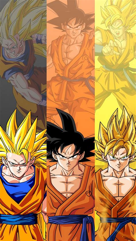 goku wallpaper android  android wallpapers