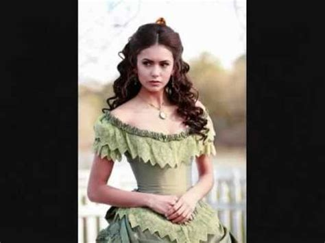 the vampire diaries: katherine pierce (makeup & fashion