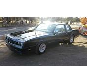 1985 Chevrolet Monte Carlo SS For Sale