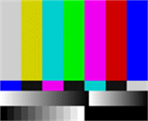 test pattern beep colour bars