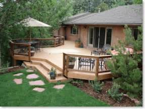 Patio And Deck Designs Changing Outdoor Patio Decks