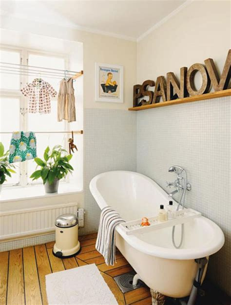 vintage tub decorating ideas lushlee