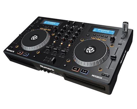 format b cd numark mixdeck express multi format usb dj cd controller