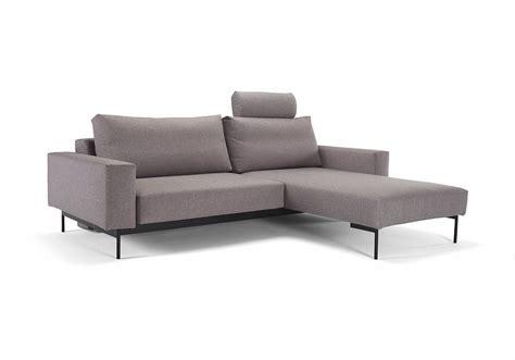 sofa farben bragi sofa bed with integrated lounger