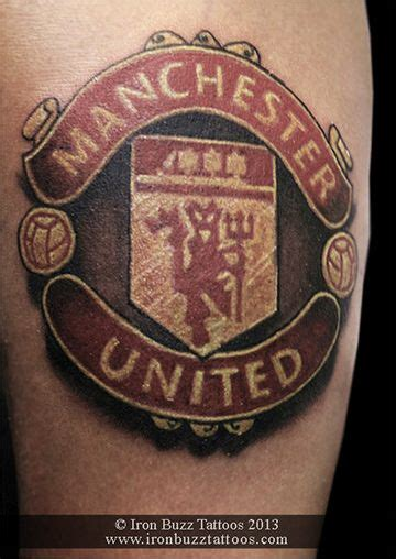 tattoo parlor manchester 52 best mufc tattoos images on pinterest manchester