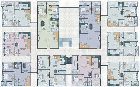 central imperial floor plan 1374 sq ft 2 bhk 2t apartment for sale in happy home