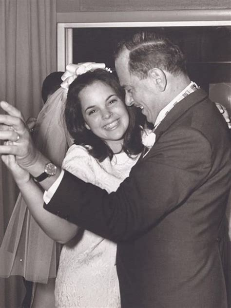 ina garten wedding ina garten s wedding day with her father ina garten