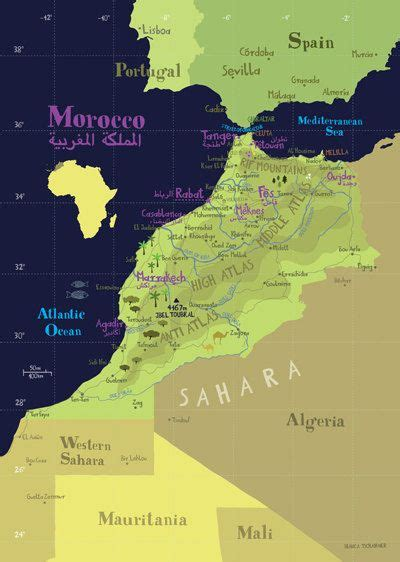 5 themes of geography morocco 28 best african geography images on pinterest