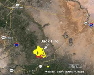 burns 25 000 acres in central arizona wildfire