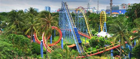 dreamland theme ancol dreamland jakarta visit all over the world