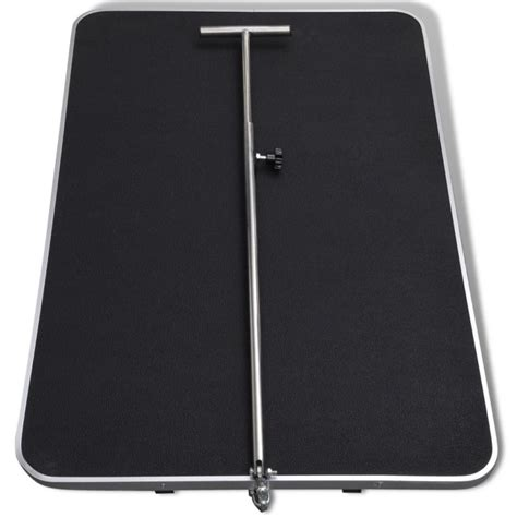 Grooming Table Mats by Portable Rubber Mat Pet Grooming Table With Castors Buy