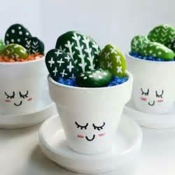 cute cactus pots cute cactus pots 17 best ideas about rock cactus on