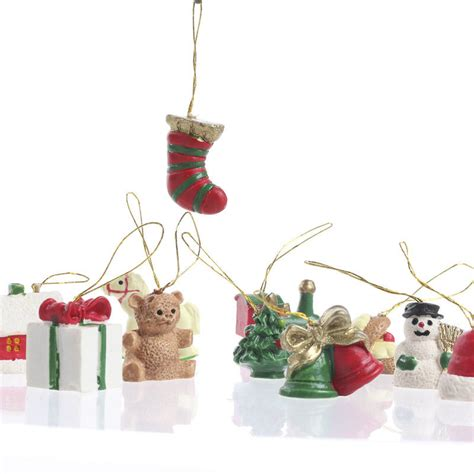 miniature christmas ornaments miniatures sale sales