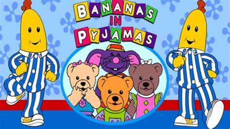 bananas in pajamas wallpaper bananas in pyjamas singing time 2006 the movie