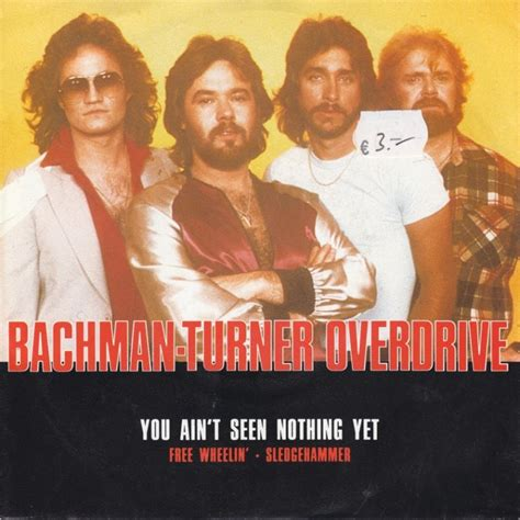 bachman turner overdrive you ain t seen nothing yet musicasaurus mixes reviews reflections