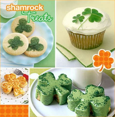 day treats recipes 50 best st patrick s day cupcake decorating ideas