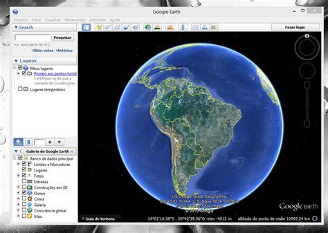 imagenes google earth online google earth download techtudo