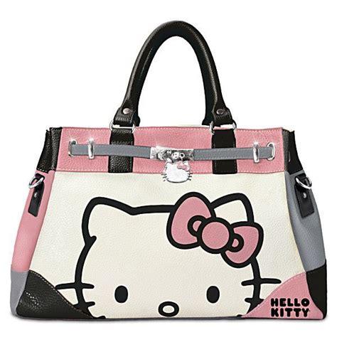 kitty face  fashion handbag  kitty