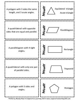 printable area definition 1000 images about polygon activities on pinterest