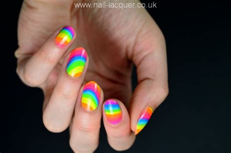 nail art tutorial uk watermarble nail art tutorial
