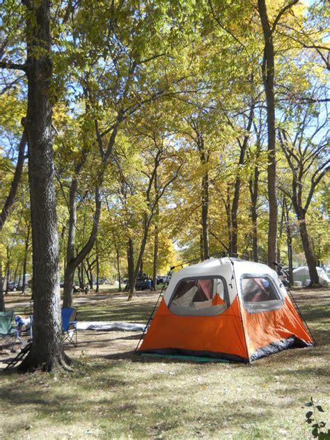 prairie island campground visit winona
