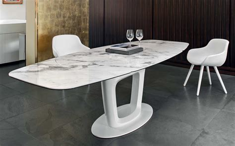 calligaris tavoli consolle tavolo allungabile orbital calligaris