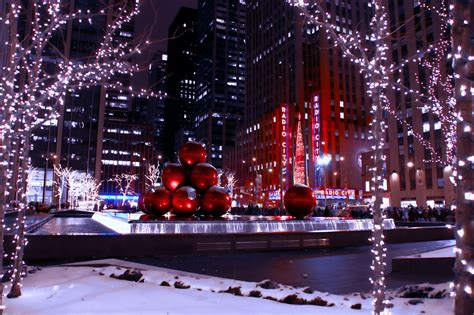 the 10 best things about new york at christmastime