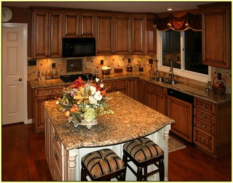 Kitchen Backsplash Pictures With Maple Cabinets by Kitchen Tile Backsplash Ideas With Cherry Cabinets Home