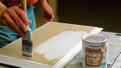 Painting Stained Wood Trim Tips For Painting Mdf Finewoodworking