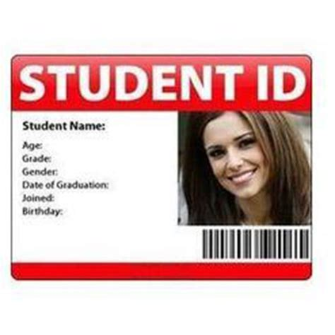 how to make a student id card college id card pictures to pin on pinsdaddy