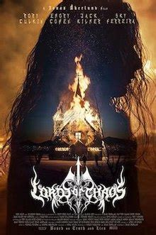lords of chaos (film) wikipedia