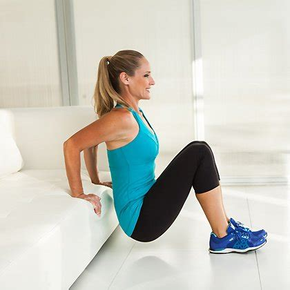 exercise on the couch how your couch can make at home workout routines harder