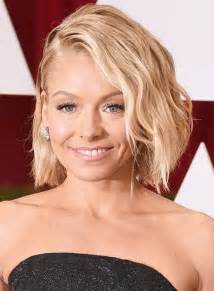krlly tipa thick hair hairstyles kelly ripa
