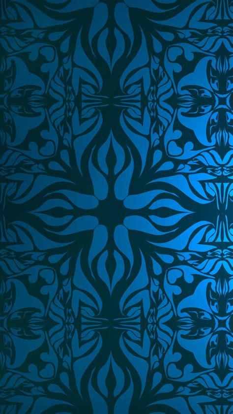 pattern lock screen iphone vintage blue pattern iphone 5s wallpaper download
