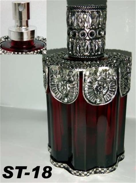 decorative perfume bottles decorative perfume bottle manufacturer from new delhi