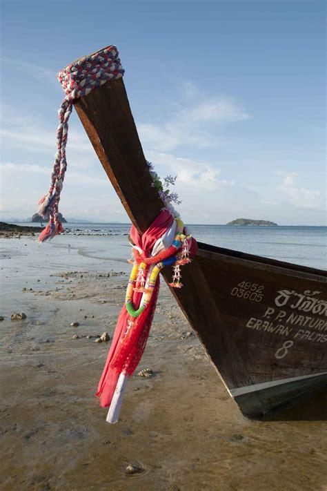 fishing boat hire phuket longtail fishing boat prow phi phi phuket free stock