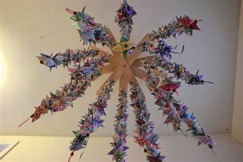 1000 Crane Origami - monadnock ledger transcript 1 000 cranes for a friend