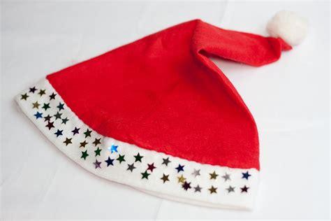 3 ways to make a santa hat wikihow