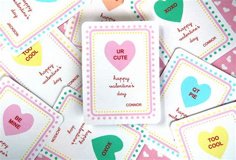 printable valentines greeting cards and handmade