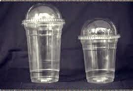 Cup Gelas Pet 22oz Tutup Dome Cembung Cup Gelas Pet 22oz Tutup Dome plastic cup