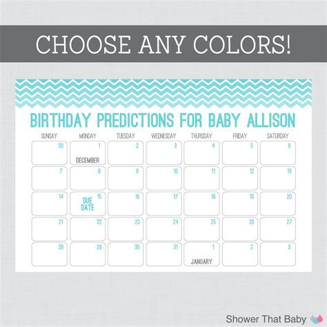 Great Baby Pool Calendar Template Pictures Baby Pool Calendar